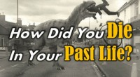 Eaten by a dinosaur? Succumbed to the plague? Find out how you died in your previous incarnation.